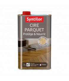 Cire Parquet Naturel