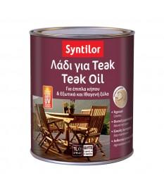 Λάδι για Τeak / Teak oil