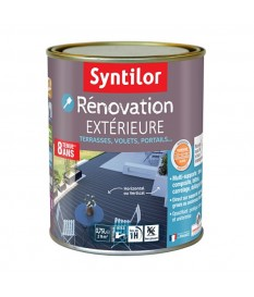 Renovation Exterieur - 8 Χρόνια